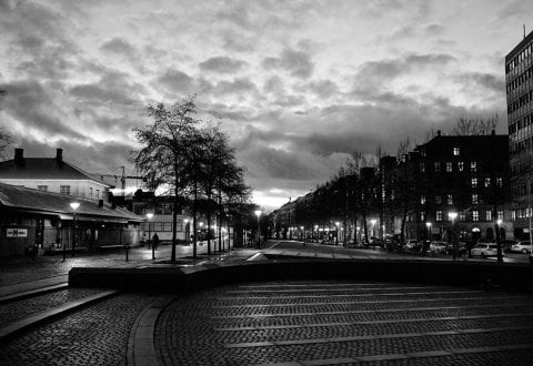 Foto: Mændenes Hjem / Gløgg og nabomøde på H17