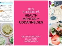 Foro: Curra · meGratis arrangement om Health Mentor Uddannelsen