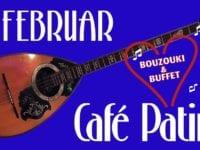 Foto: Café Patina Bouzouki og Buffet