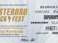 Foto: Vesterbro Rock Fest 2020