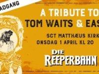 Foto: DropinDåb Tribute to Tom Waits & Easter