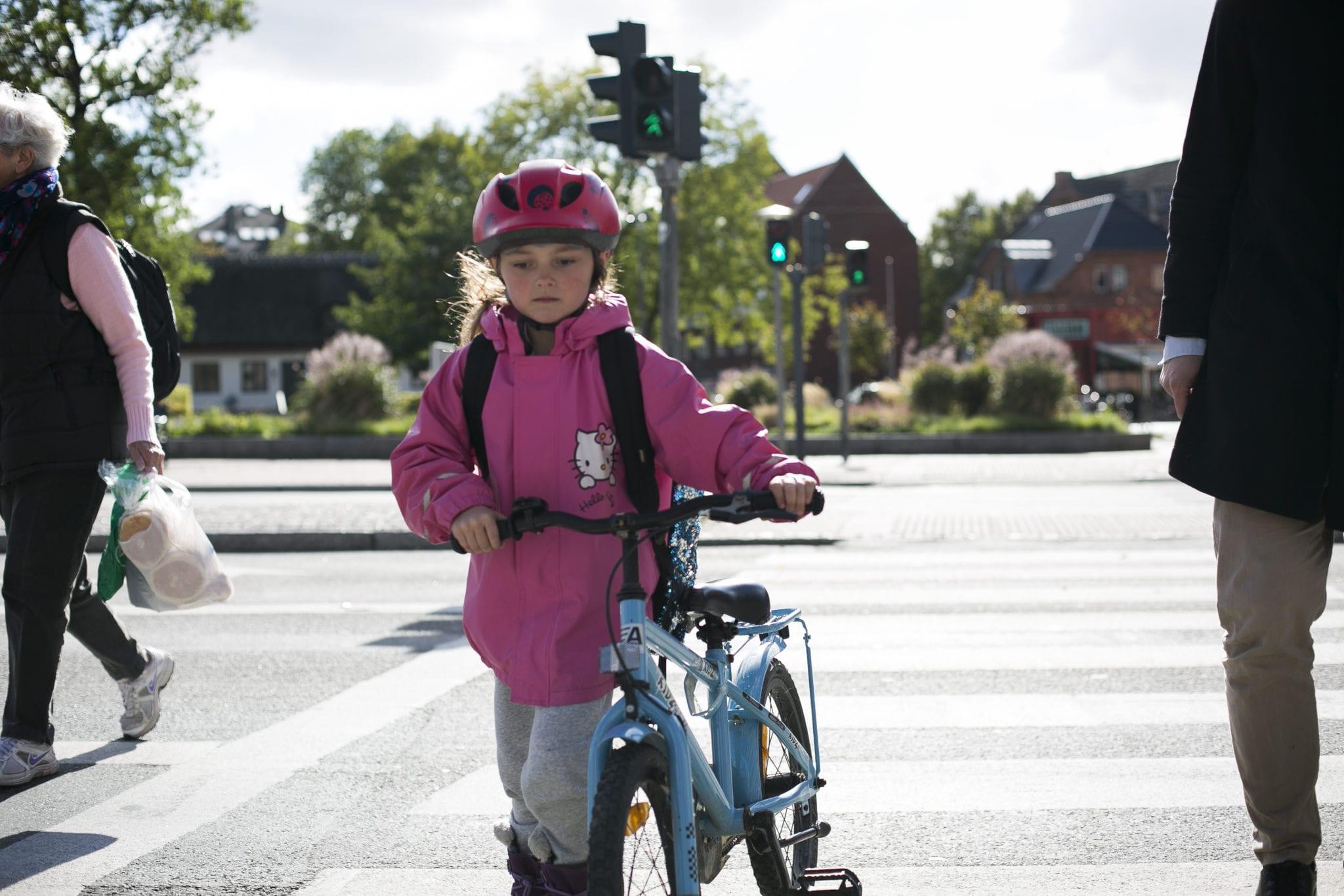 Vis hensyn – sænk farten på skolevejene
